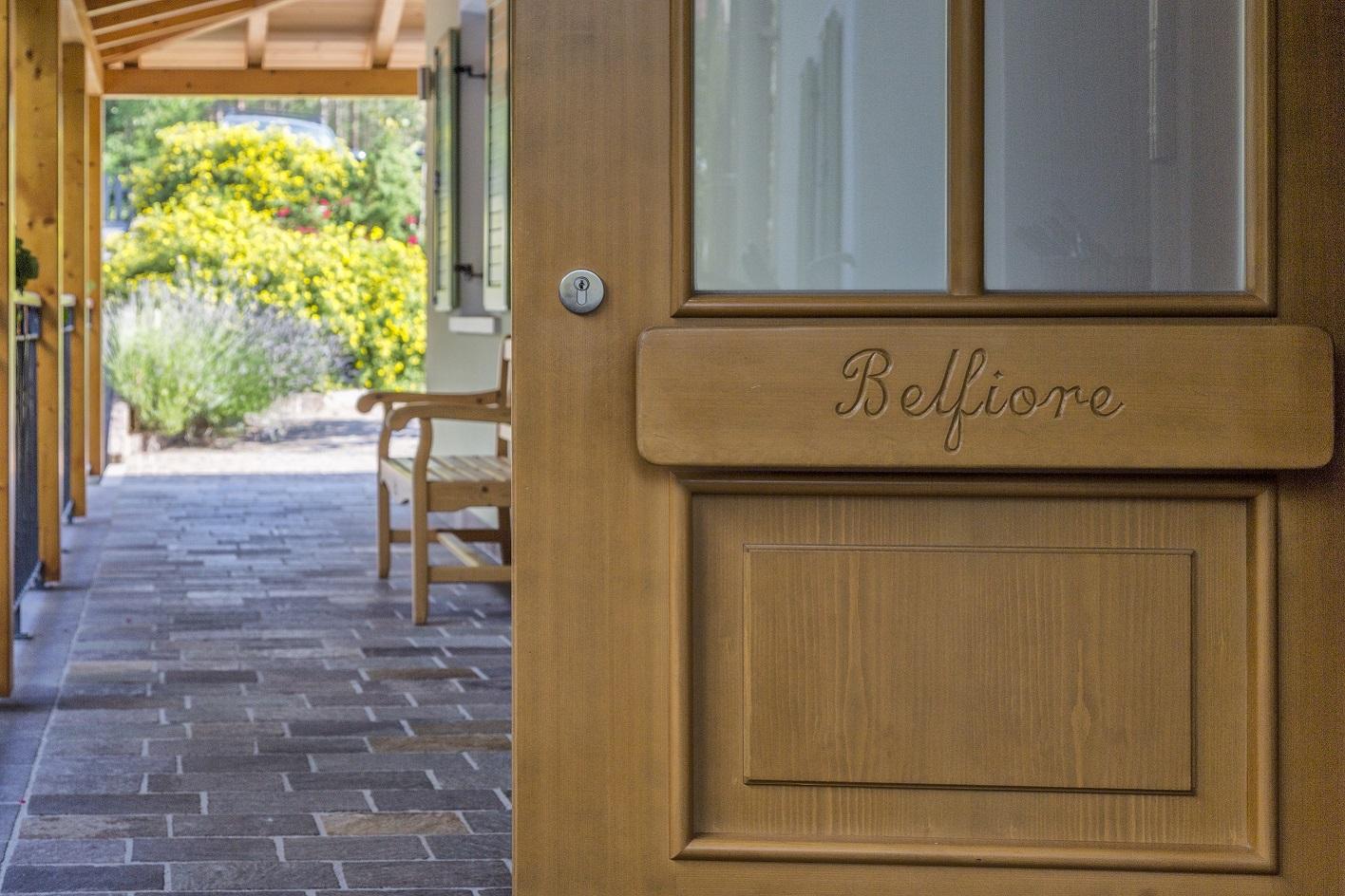 Benvenuti a Villa Belfiore